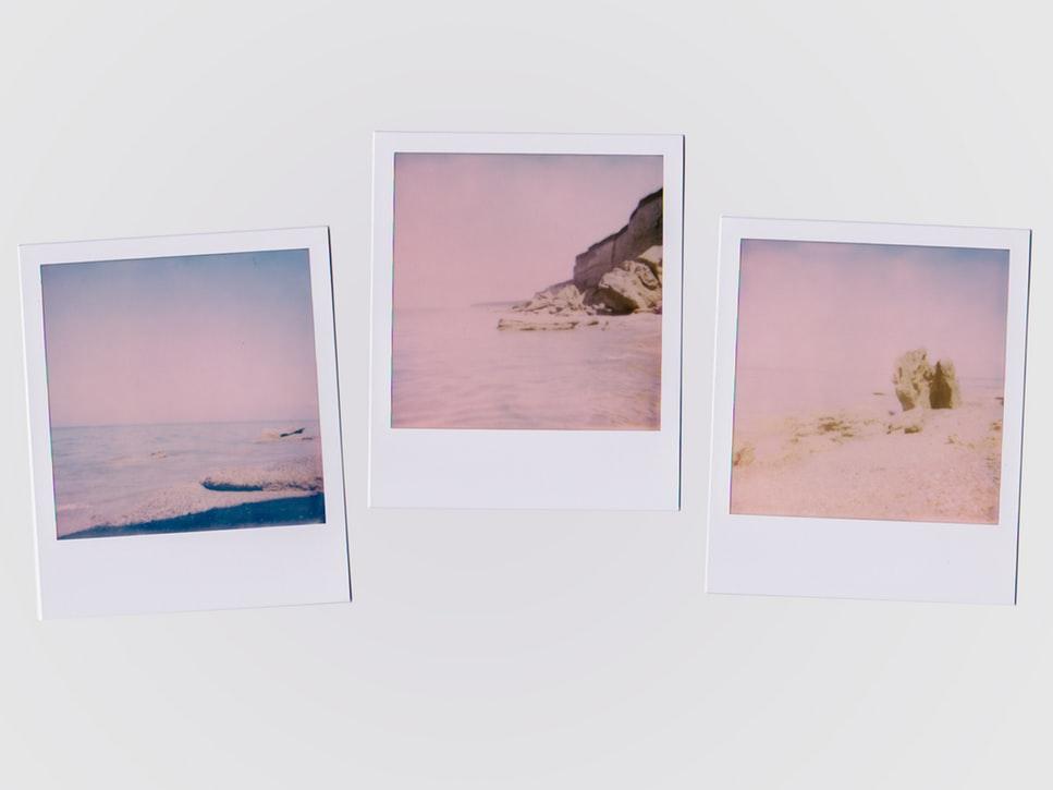 polaroid photos - the original accessible image