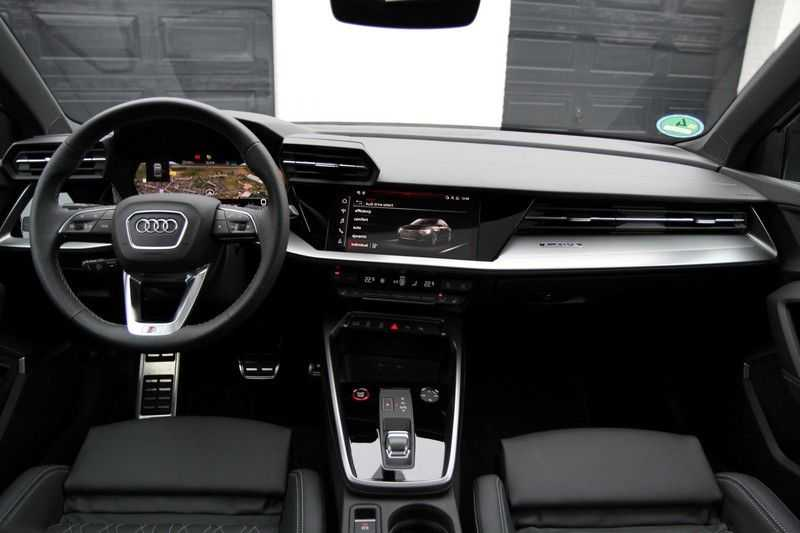 Audi S3 Limo 310PK PANO.DAK+LEDER+HEAD-UP+MASSAGE+B&O afbeelding 10