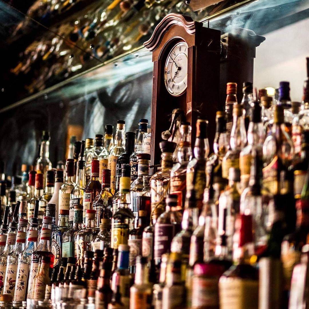 The Maven Call Lane bar and spirits