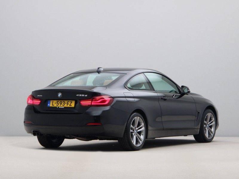 BMW 4 Serie Coupé 435d xDrive High Executive Model Sportline afbeelding 9