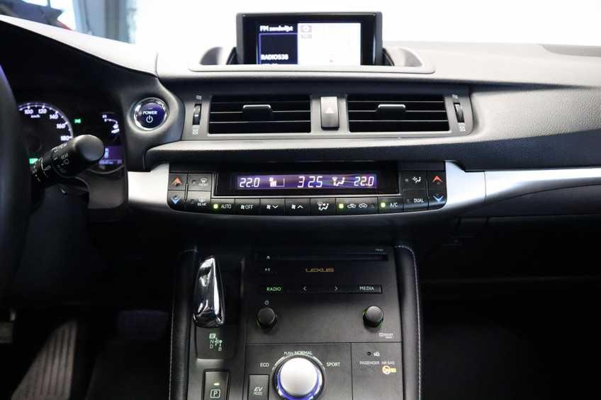 Lexus CT 200h Business Line Navigatie ClimateControl afbeelding 15