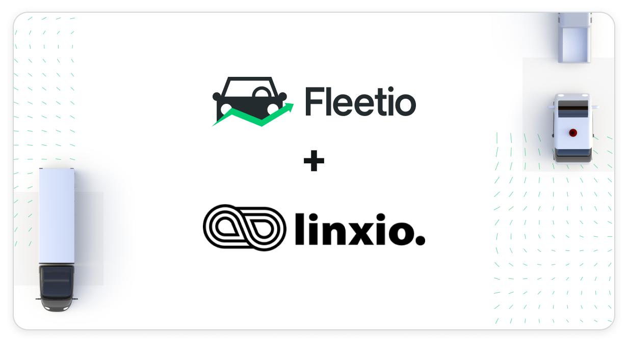 Linxio partnership