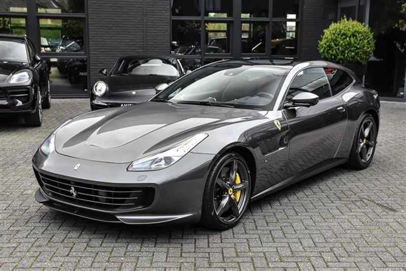 Ferrari GTC4 Lusso HELE PANO.DAK+LIFT+PASS.DISPLAY+LED STUUR afbeelding 2