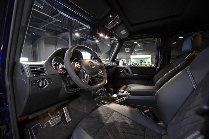 Mercedes-Benz G-Klasse 500 4x4² Designo, Carbon The Beast! afbeelding 2