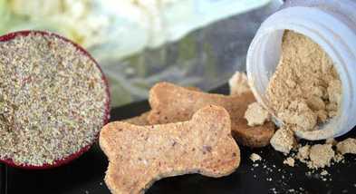 4 DIY Healthy Dog Treat Recipes