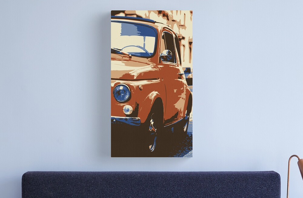 Canvas Prints by thespeedart