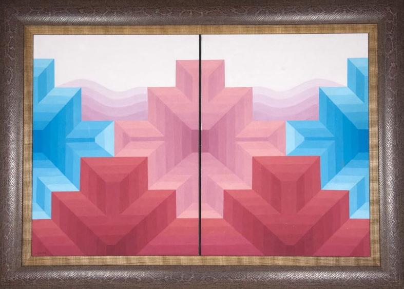 Lodeiro - oleo lienzo - 80x120 cm · óleo/lienzo