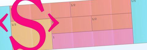 Flexible grid column layout