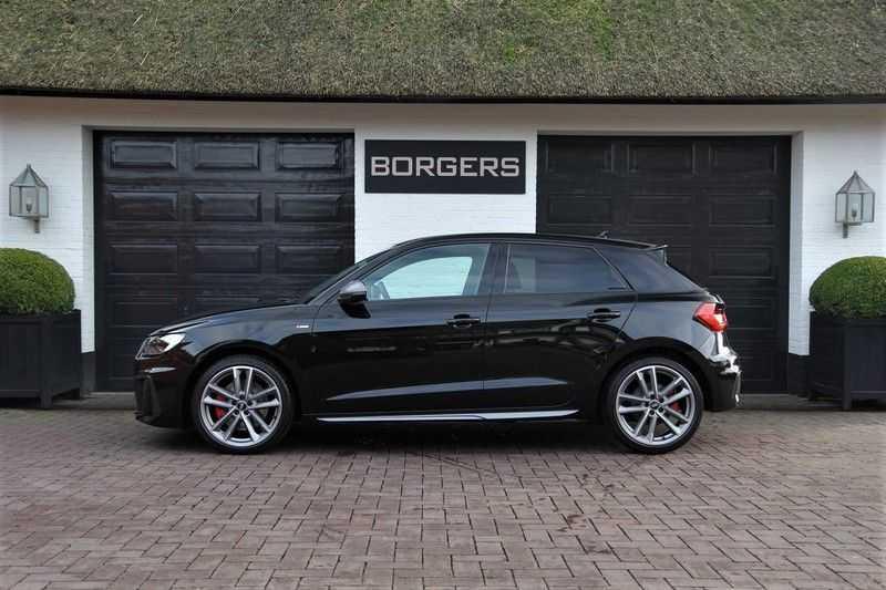 Audi A1 Sportback 40 TFSI S-LINE+NAVI+18INCH afbeelding 12