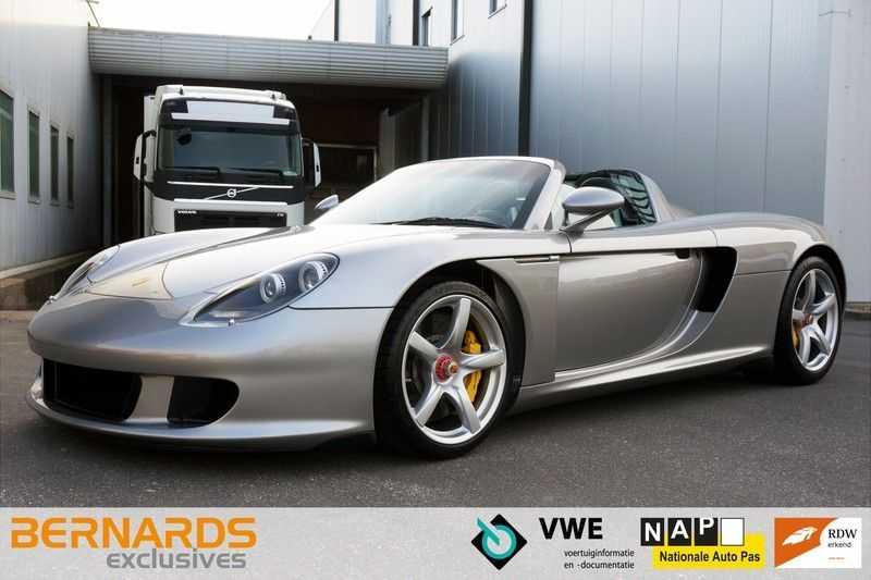 Porsche Carrera GT 5.7 V10 1 of 1.270 afbeelding 1