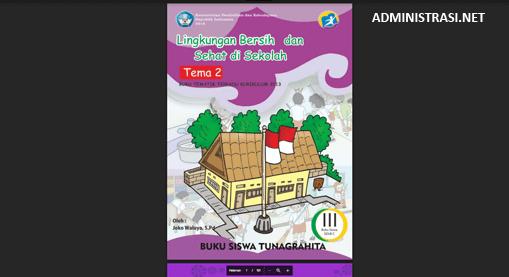 Buku Siswa Tunagrahita Kelas 3 Tema 2 Kurikulum 2013