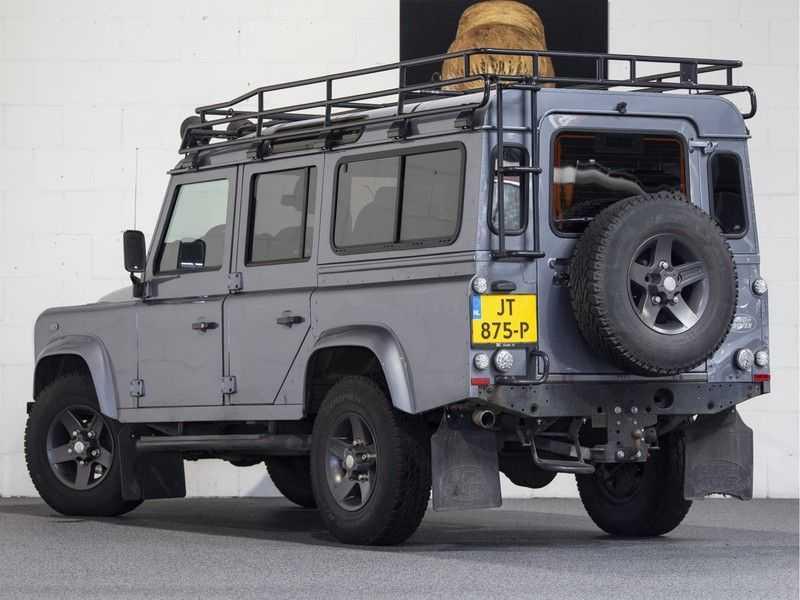 Land Rover Defender 2.4 TD 110 SW SE 7-zits Extreem compleet! afbeelding 4