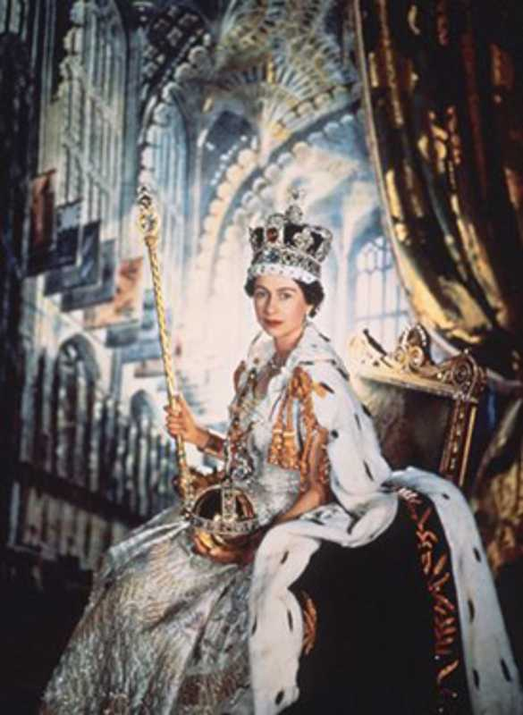 Pensilva Coronation Day - 2nd June 1953