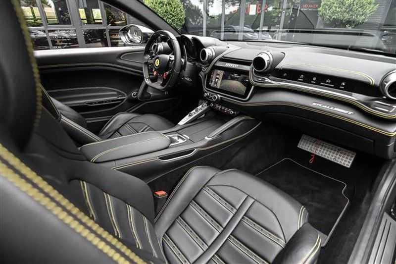 Ferrari GTC4 Lusso HELE PANO.DAK+LIFT+PASS.DISPLAY+LED STUUR afbeelding 8