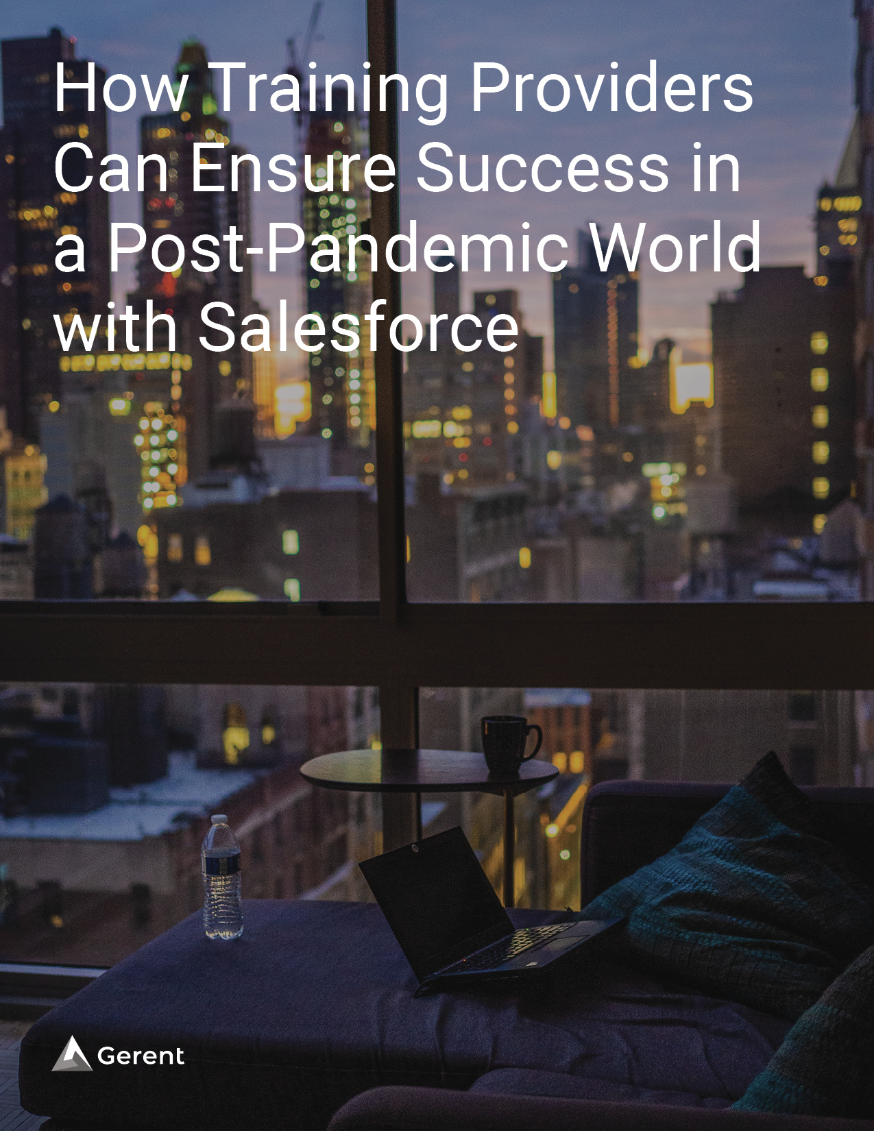 How Training Providers Can Ensure Success in a Post-Pandemic World with Salesforce Cover