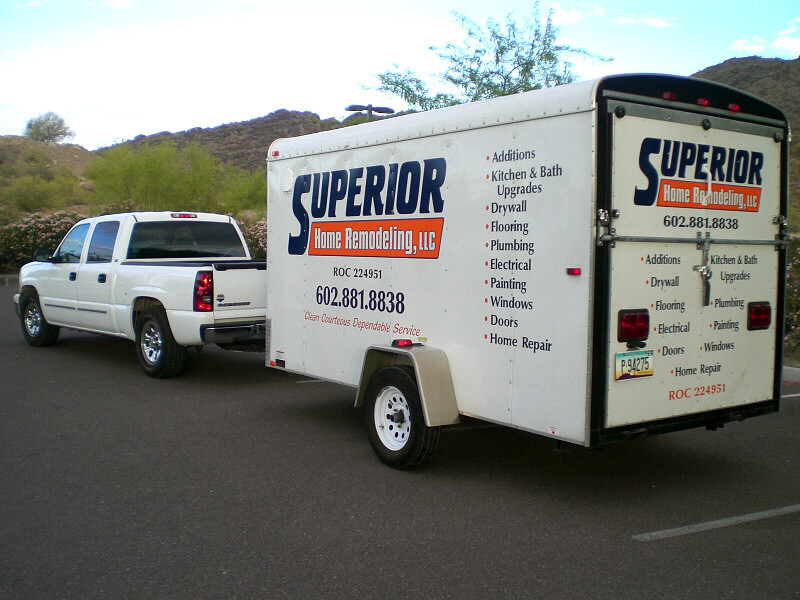 Our work truck