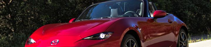 2018 Mazda MX 5 Miata