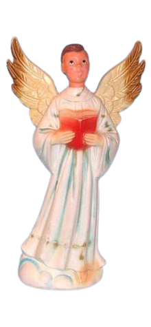Boy Angel Singer photo