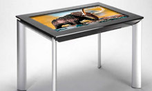 Digital Table (Veenpark and Stedelijk, Netherlands)