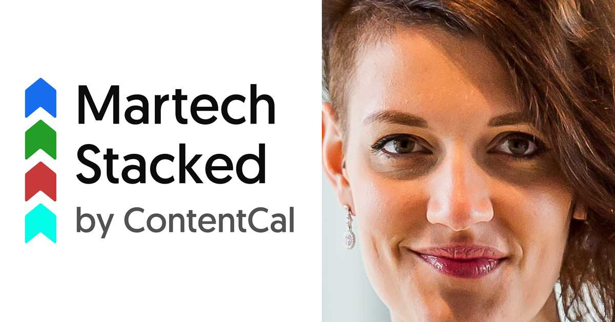 Martech Stacked Episode 25: The Collaboration Whiteboard For Distributed Teams For Your Next Event - with Aleksandra Panyukhina image
