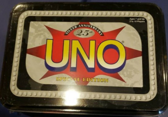 25th Anniversary Edition Uno