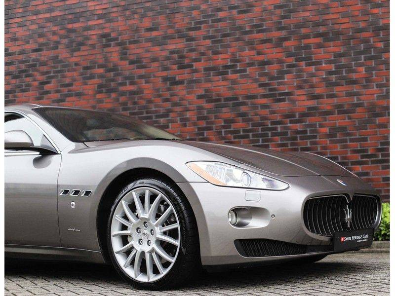 Maserati GranTurismo 4.7 S *Dealer onderhouden*Memory*Vol!* afbeelding 8