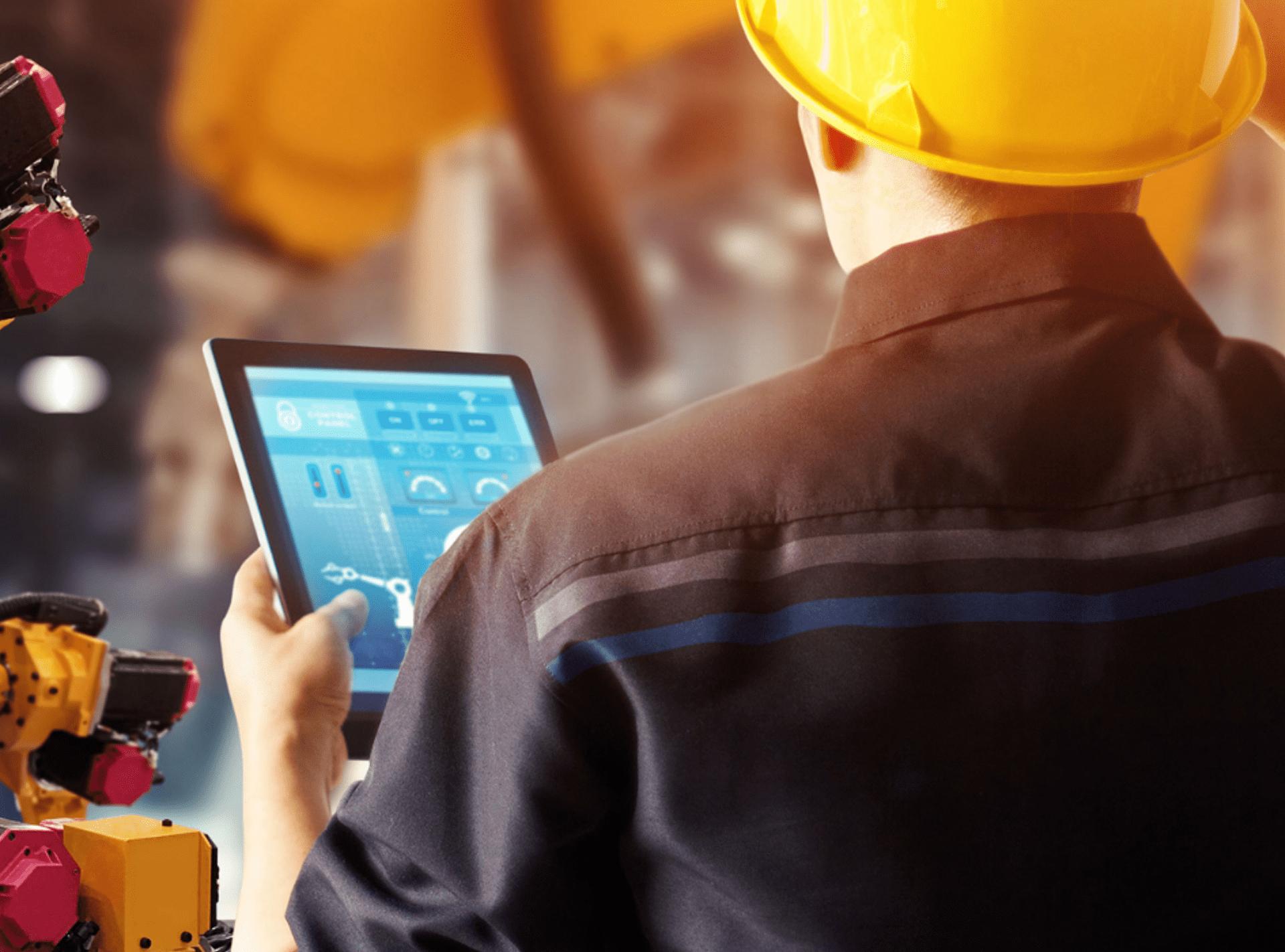 Accruent - Resources - Webinars - Mit Digitalisierung zu einer verbesserten Instandhaltung - Hero