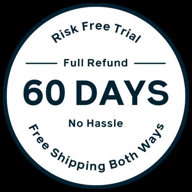 60 days Risk Free Trial
