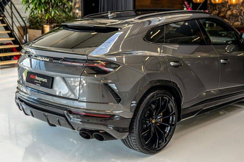 Lamborghini Urus 4.0 V8   Carbon interieur   Carbon exterieur   B&O 3D   Head-Up Display   Panorama   Massage   Ventilatie afbeelding 5