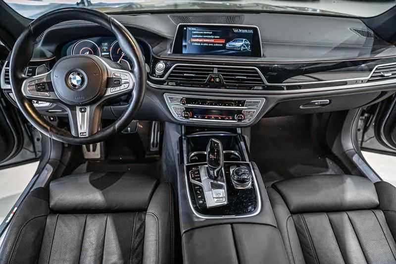 BMW 7 Serie 740e iPerformance M sport | €49.000,- Ex BTW| NP€135.000,-| Massagestoelen | Soft close | 20 inch | Surround view | Harman kardon afbeelding 11