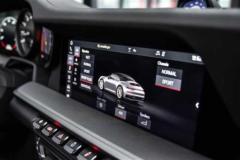 Porsche 911 992 4S CABRIO BOSE+SPORTUITLAAT+SPORT CHRONO afbeelding 7