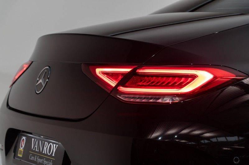 "Mercedes-Benz CLS-Klasse CLS450 AMG 367pk 4Matic Schuifdak Nightpakket Widescreen DistronicPlus Burmester SuperSportStuur Luchtvering Multibeam Keyless ComandOnline AmbientLight DAB Parktronic 20""AMG 360Camera Pdc 10/2018 afbeelding 6"