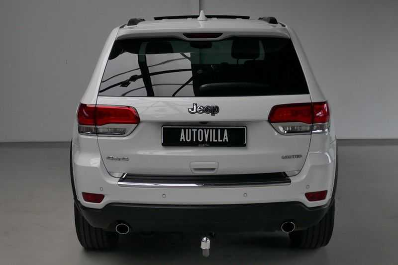 Jeep Grand Cherokee 3.6 Overland LIMITED 4x4 afbeelding 5