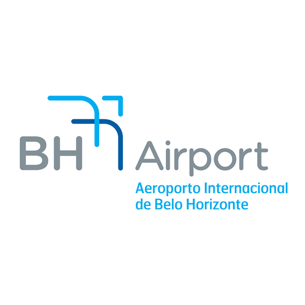 Logo de BH Airport