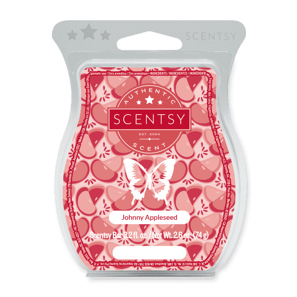 Johnny Appleseed Scentsy Bar