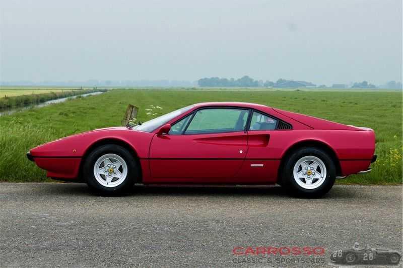 Ferrari 308 GTB Carburetor / Dry-sump afbeelding 10