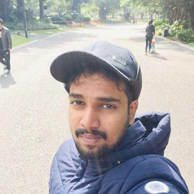 Nidhin Mahesh's photo