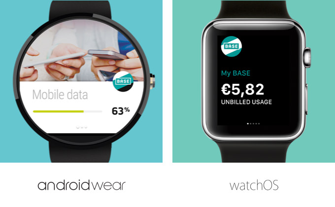 Glances on WatchOS and Android Wear