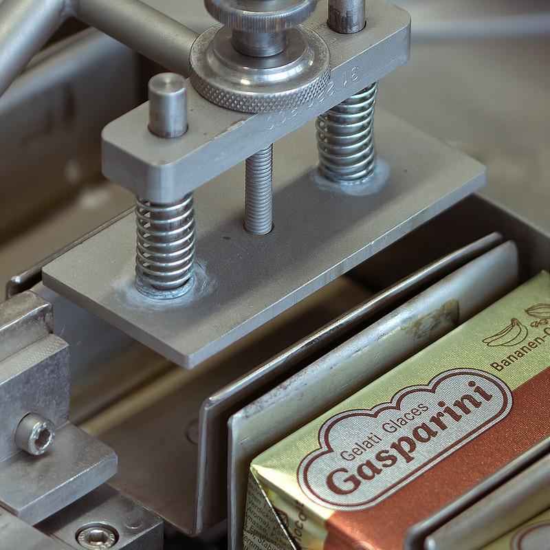 Lutscher Produktions Maschine