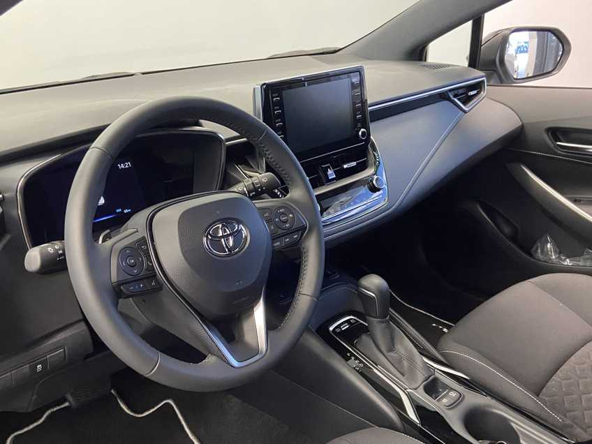 Toyota Corolla 2.0 Hybrid GR-Sport climate control  cruise control adaptive *tot 24 maanden garantie (*vraag naar de voorwaarden) afbeelding 9