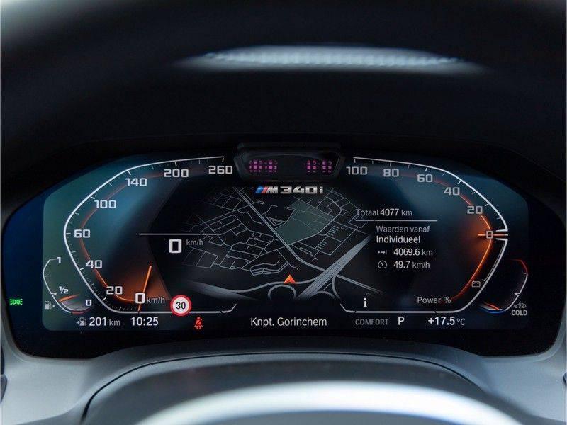 BMW 3 Serie Touring M340i xDrive Individual - Head-up - ACC - Harman Kardon - Panorama afbeelding 23