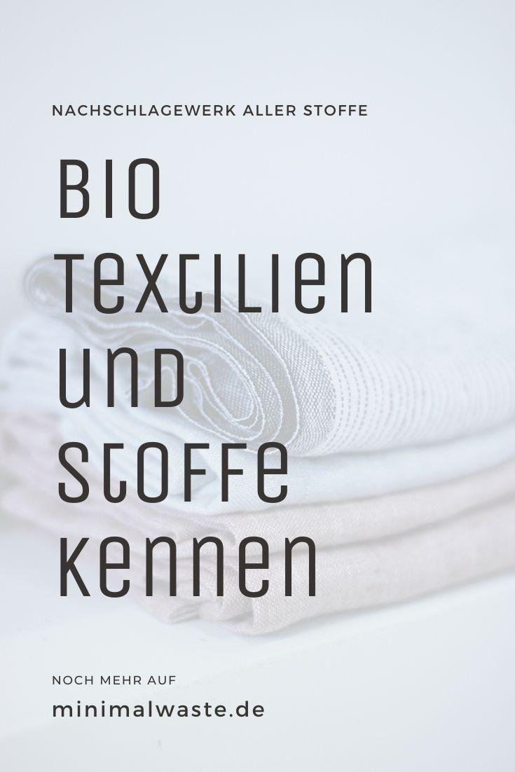 Pinterest Cover zu 'Nachhaltige Textilien: Öko- und Bio-Stoffe im Überblick'