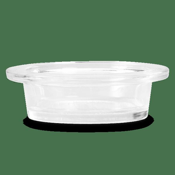 Medium Clear Glass Dish
