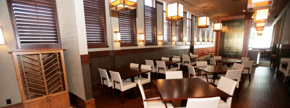 Dinning Room 1910 Grillé