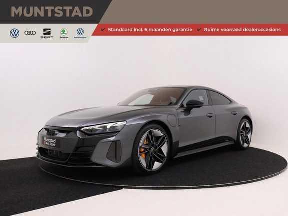 Audi e-tron GT RS EDITION ONE | 646 PK | Matrix LED | 360 Camera | Carbon | Head-Up | B&O Sound | Stoelventilatie/verwarming/massage |
