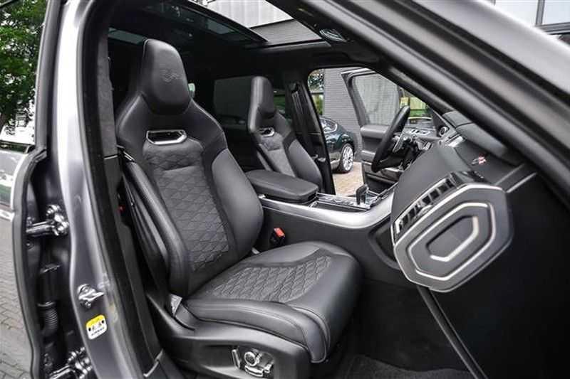 Land Rover Range Rover Sport 5.0 SVR CARBON+PANO.DAK+ACC+HEADUP NP.250K afbeelding 9