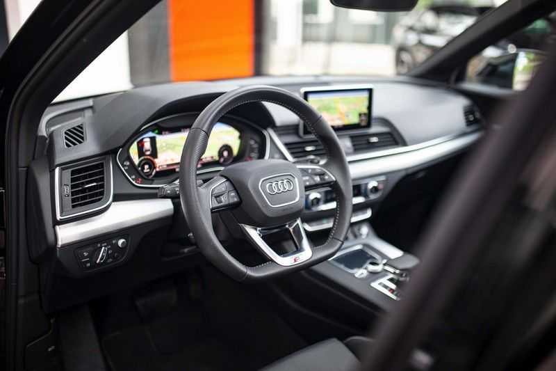 Audi Q5 50 TFSI E Quattro S Edition *B&O / Massage / Pano / HUD / DAB* afbeelding 7