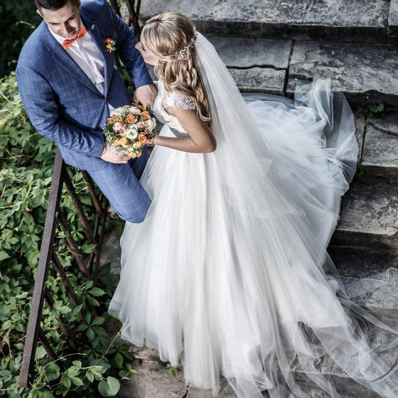 Сватбеният ден на Надежда и Милко