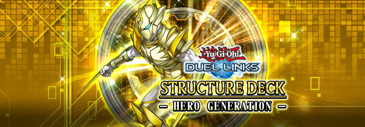 Release: HERO Generation | YuGiOh! Duel Links Meta
