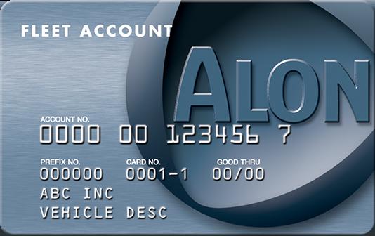 Alon card